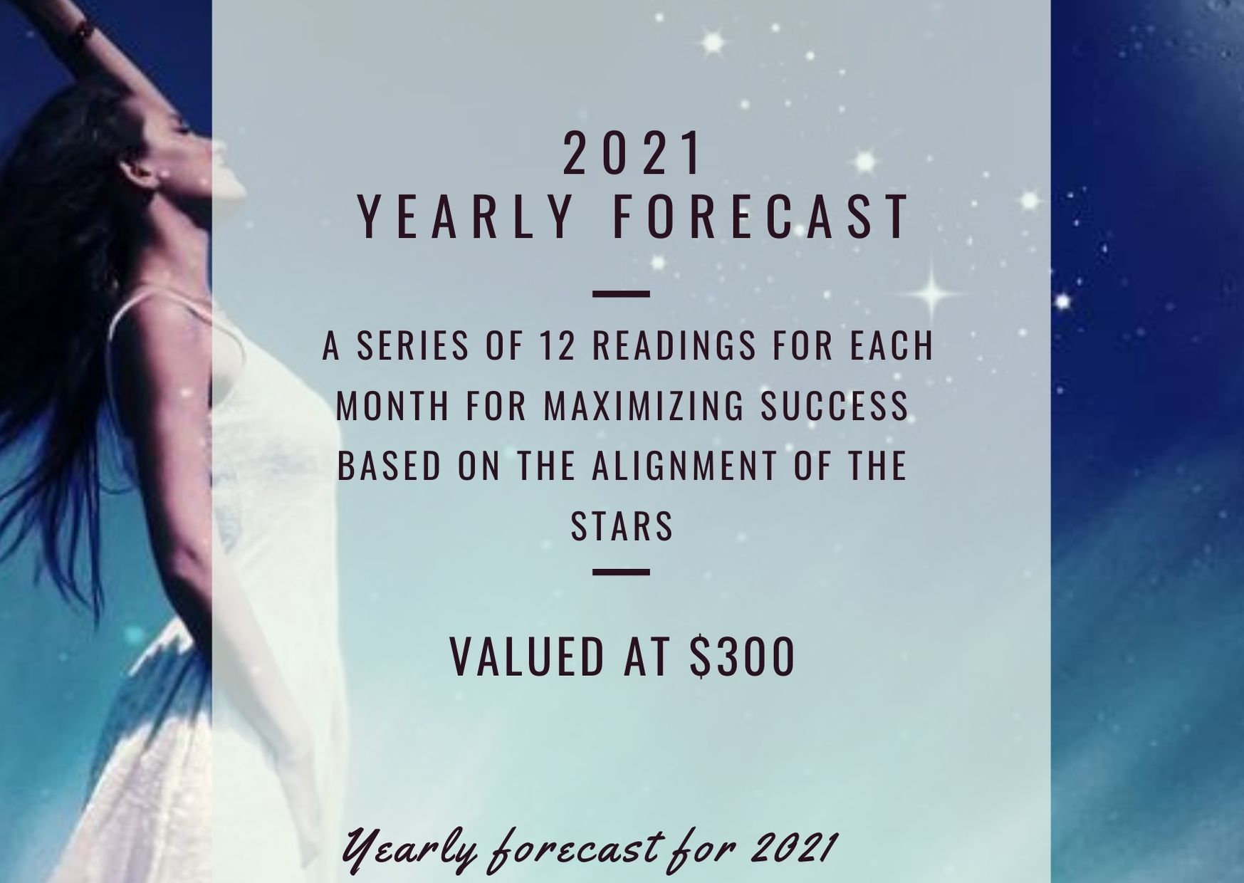 2021 yearly forecast